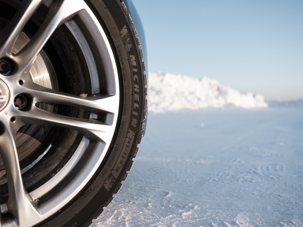 Две победы MICHELIN X-ICE NORTH 4 в шинных тестах
